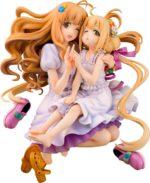 Morohose Twini & Futaba An Idolmaster Cinderella Girls 1/8 Scale [ファット・カンパニー] [PVC Figure]