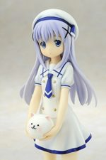 Is your order a rabbit? Chino 1/7 Scale Summer Clothes Ver – Summer Angel In White – [Figure]