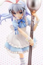 Chino Is your order a rabbit? Alice ver – Cafe Clerk in Wonderland – [FIGURE]