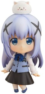 Chino Is your order a rabbit? Nendoroid – Eccentric Zito Eyes – [PVC Figure]