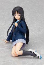 Ying-on! Mio Akiyama figma base and upper shoes are gentlemen's items -[ FIGURE]