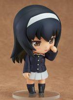 Asako Izumi Girls & Panzer Nendoroid – Pilot of Less Than Morning – [FIGURE]