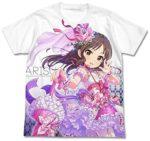 Aris Tachibana Graphic T-shirt -Delemas Stylish Lolita-chan-