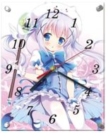 Is your order a rabbit?  Chino Clock – What time is it now? ―