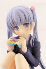 Ryofu Aoba 1/8 Scale NEW GAME!  -Aoba-chan on the cushion – [PVC Figure]