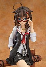 Tomi Rain Plain Clothes Ver [Figure] [Ship This] [Good Smile Company] – The atmosphere of autumn when it rains is time rain –