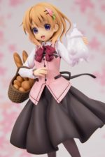 Cocoa 1/7 scale [FIGURE] Is your order a rabbit? 【PEM Office A】 -An 100-year-old French bread-