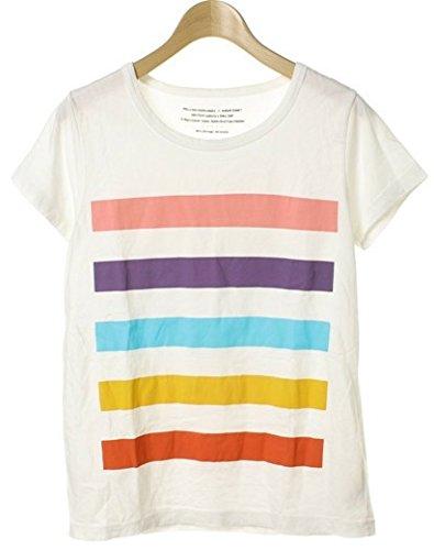 魔法少女まどか☆マギカ 【BEAMS】 【 Tシャツ】 ―五色のスタイリッシュ魔法少女シャツ―