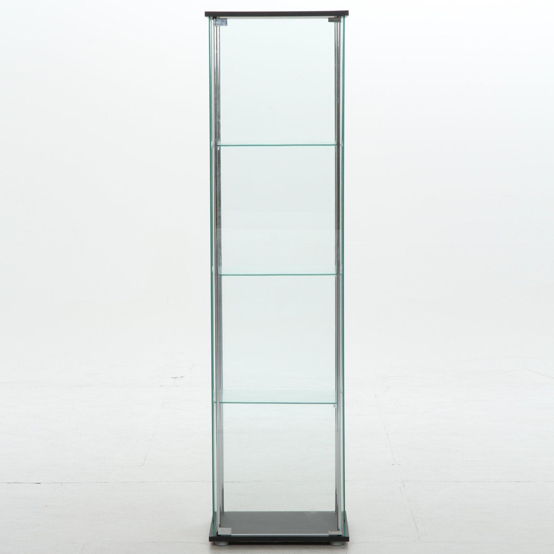 不二貿易 ガラスコレクションケース  【萌えフィギュア飾り棚】