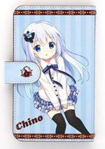 チノ 【スマートフォンカバー】 ―青山ブルーマウンテンストライプ―