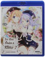 Is the Order a Rabbit: Season 2 [North American BD] – Is your order cup of tea? ―