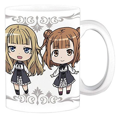 【プリンセスプリンシパル】 【マグカップ】 ―プリンセス城の備品―