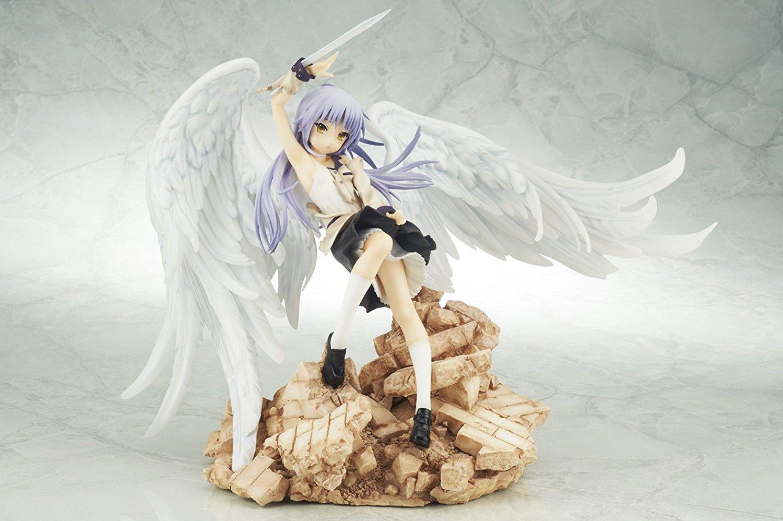 天使 【Angel Beats】 【1/8スケール】 ―スカートと天使の鉄槌― 【フィギュア】