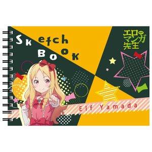 山田エルフ先生 【スケッチブック】 ―スケッチブックピアノ― 【エロマンガ先生】