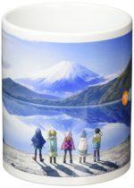 【ゆるキャン】 【マグカップ】 ―壮大な富士五湖―