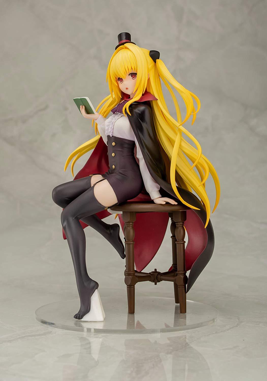 【とらぶる】 金色の闇  【キャラアニ】 ―妖艶の読書姫―